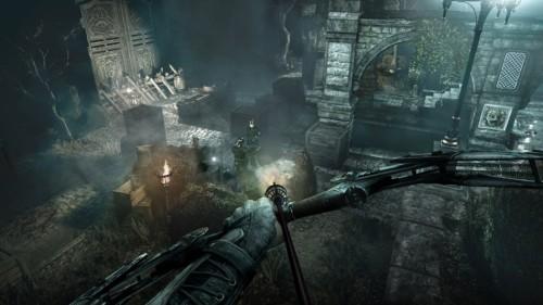 《神偷4》最新游戏截图