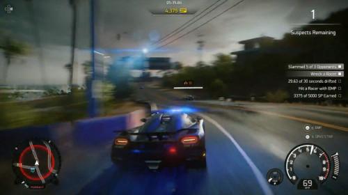 《极品飞车18》视频截图