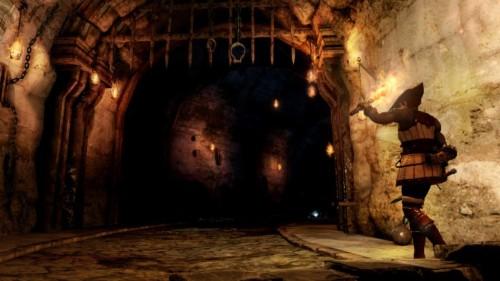 自虐大作《黑暗之魂2》海量新图