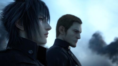 《最终幻想15》截图