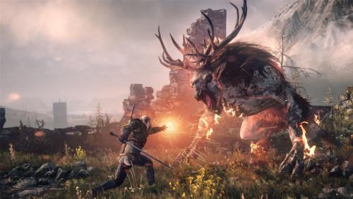 《巫师3:狂猎》官方截图