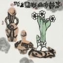 春节序曲 68x68cm