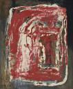 1988年 《习作作品》 油画100x80cm