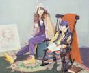 小画家65x80cm 2010