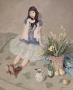 兰花花80x65cm2012