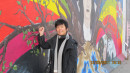 摄于柏林墙