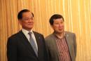 同国民党名誉主席连战