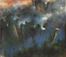 5杨耀宁-现代山水画