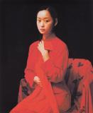 王沂东作品:《新娘》