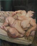 卢西安・弗洛伊德作品欣赏