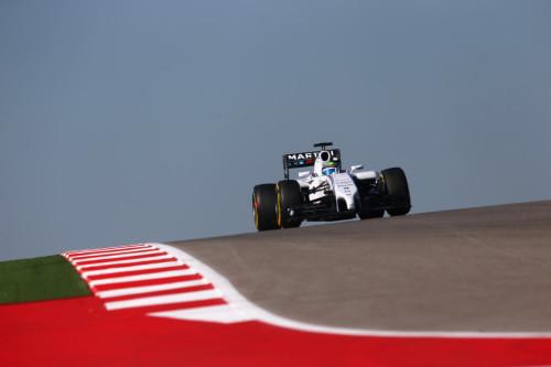 图文-F1美国站排位赛 威廉姆斯车队马萨