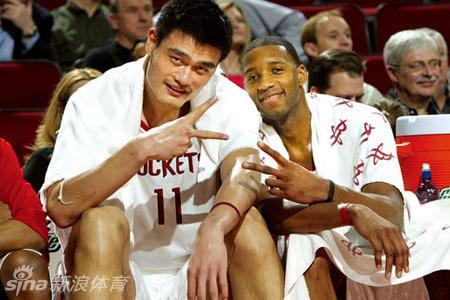 图文-麦蒂入选NBA名人堂 这是多少人爱上他的理由