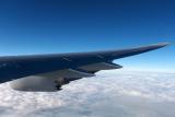 波音747-8客机斜削式小翼