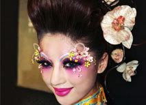 毛戈平创意彩妆趋势发布