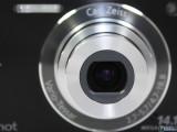 索尼W350 相机细节