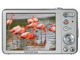 奥林巴斯D705 相机外观