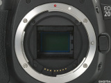 佳能20D 相机细节