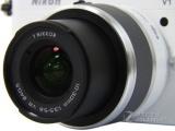 尼康V1 相机细节