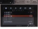 索尼α6000 相机细节
