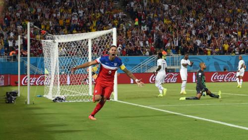 高清图-[G组首轮]加纳1-2美国