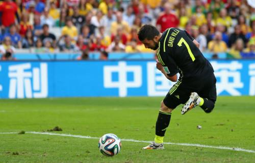 [B组末轮]西班牙3-0澳大利亚
