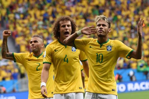 [A组末轮]巴西4-1喀麦隆