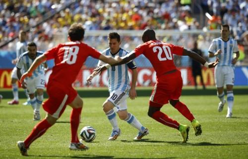 [1/8决赛]阿根廷1-0瑞士