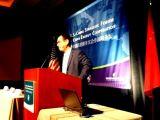 世界银行副行长兼首席经济学家林毅夫发言