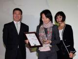 中国企业CSR竞争力获奖第三组