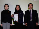 中国企业CSR竞争力获奖第六组