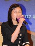 居港大陆海外学人联合会常务副会长刘瑾