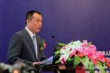 图:大连市市长助理刘岩致辞