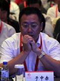 吉林东光集团有限公司总经理于中赤