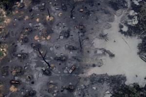 金奖:尼日利亚非法炼油厂