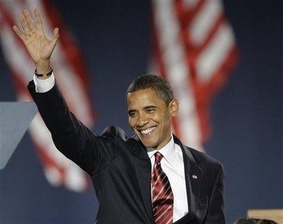 美国梦新标本 奥巴马胜选演说和麦凯恩败选感言 - 朱达志 - 朱达志的博客