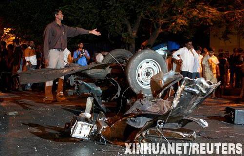 孟买恐怖袭击案已致101人死亡包括6名外国人