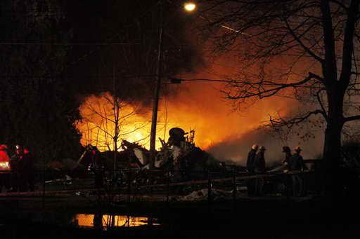 美国官员称布法罗飞机失事原因仍然不明
