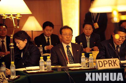 朝鲜宣布不再参加六方会谈(图)