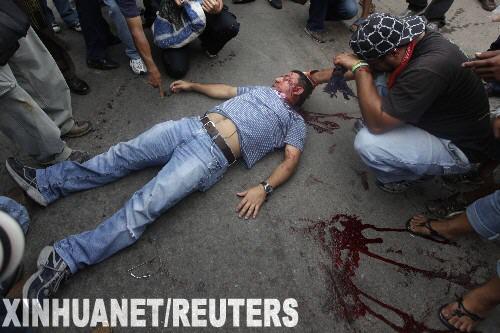 洪都拉斯被免总统民间追随者迅速集结边境