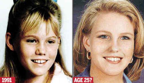 楔是我的性奴_美国11岁女童被绑架 当性奴18年