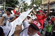 洪都拉斯大选竞选遭反对政变阶层拒绝