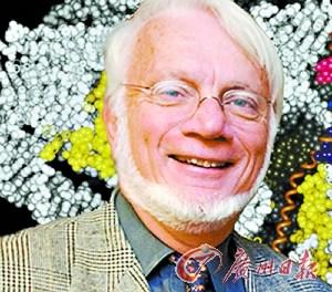三名科学家分享2009年诺贝尔化学奖