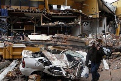 智利与海地强震比较分析:智利准备工作充分