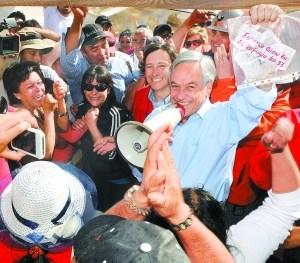 智利铜矿33名矿工被困17天救出预计需4个月