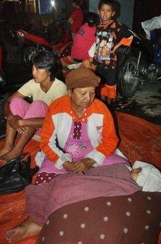 印尼强震引发海啸已造成40人死亡380人失踪
