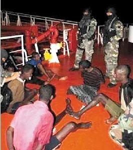 南棒惹出祸来了:索马里海盗称今后杀死全部韩国人质