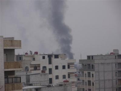 叙利亚军队29日对被反对派武装占领的大马士革东部郊区发动围攻,以夺回对该地区的控制权。