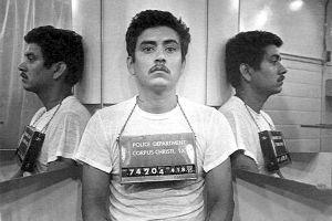被报告指认为真凶的卡洛斯・埃尔南德斯。
