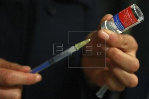 资料图:埃博拉病毒疫苗动物试验获成功