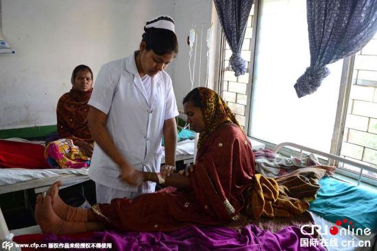 印13名妇女接受绝育手术后死亡